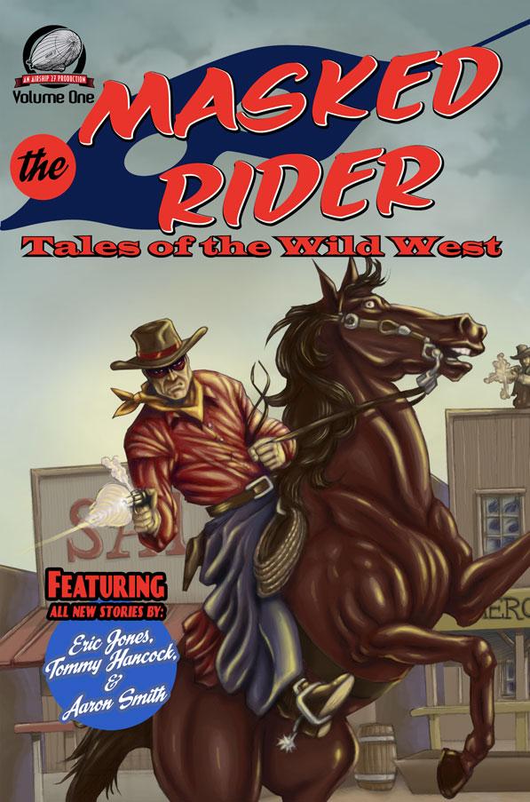 Masked Rider 1 Alt